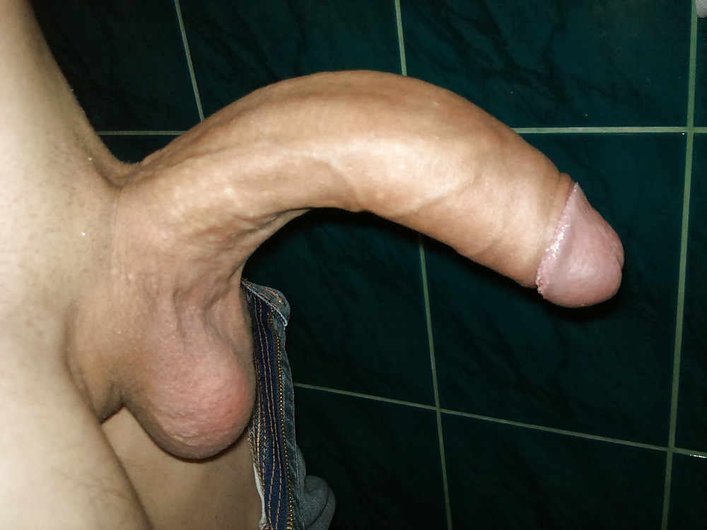 Curved cock gay men sex blog