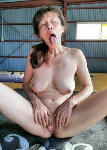 Mature asian nipples