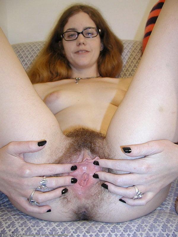 met art beautiful hairy pussy