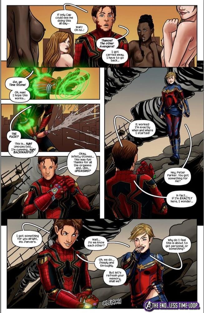 Porn Avengers