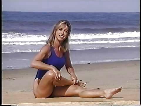 Denise austin non nude