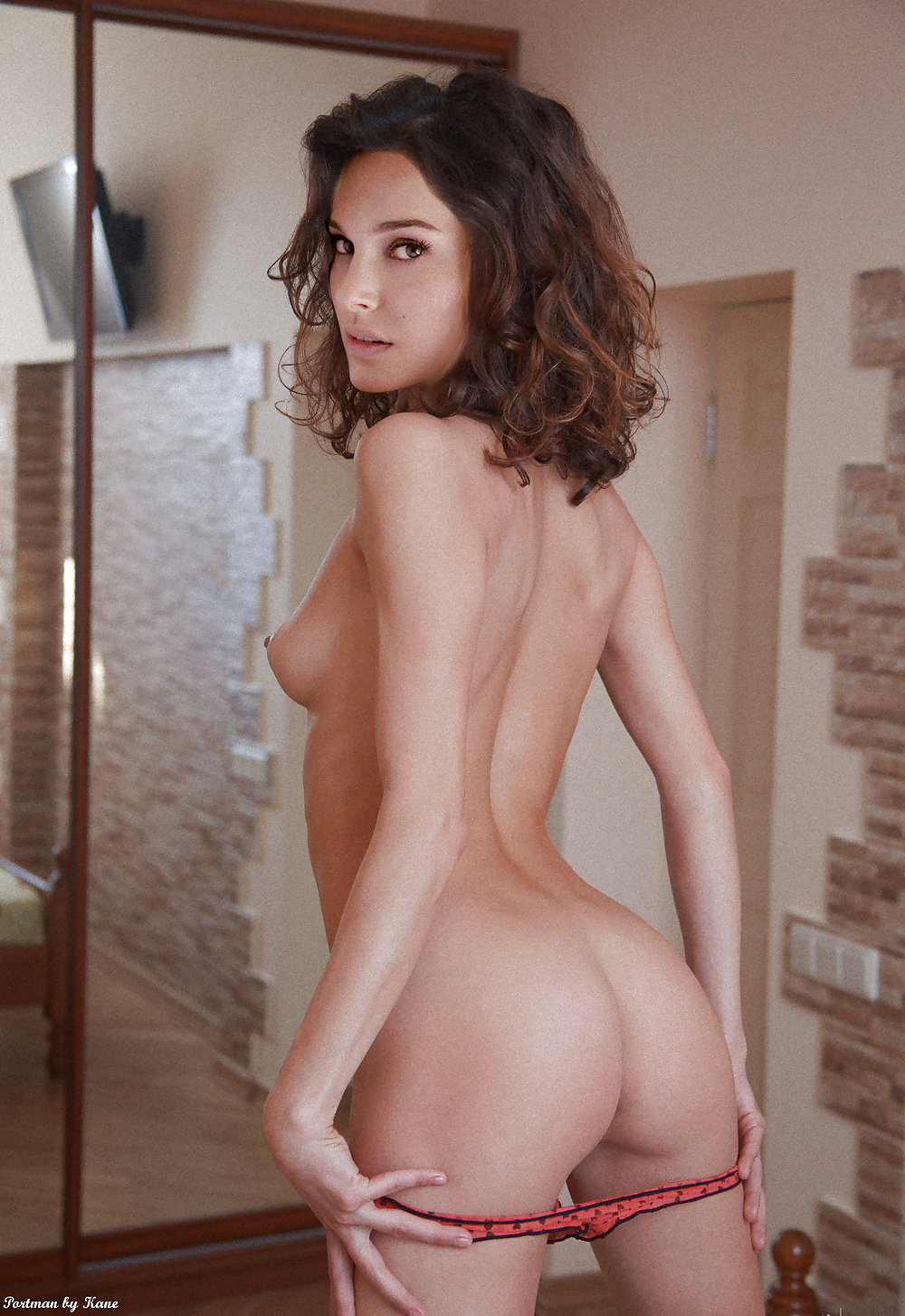 Natalie portman nude on couch, petite bella juicy