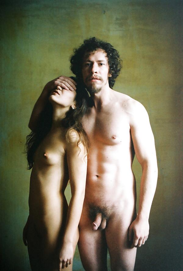 Russian model marta gromova showing her tight nude body