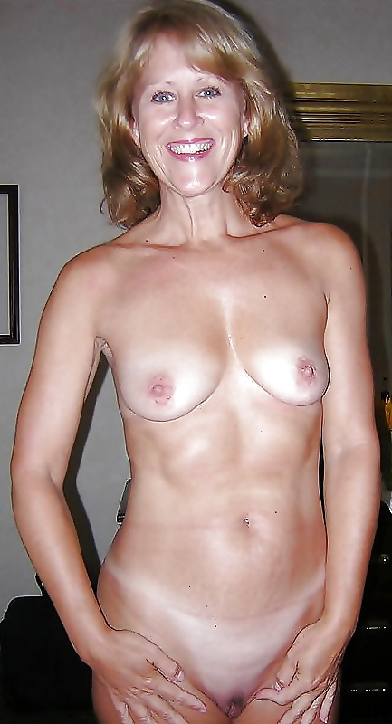 Naked shaved wife
