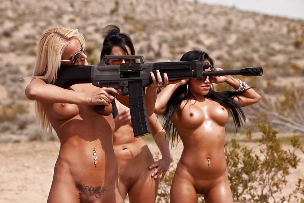 Hot Girl Guns