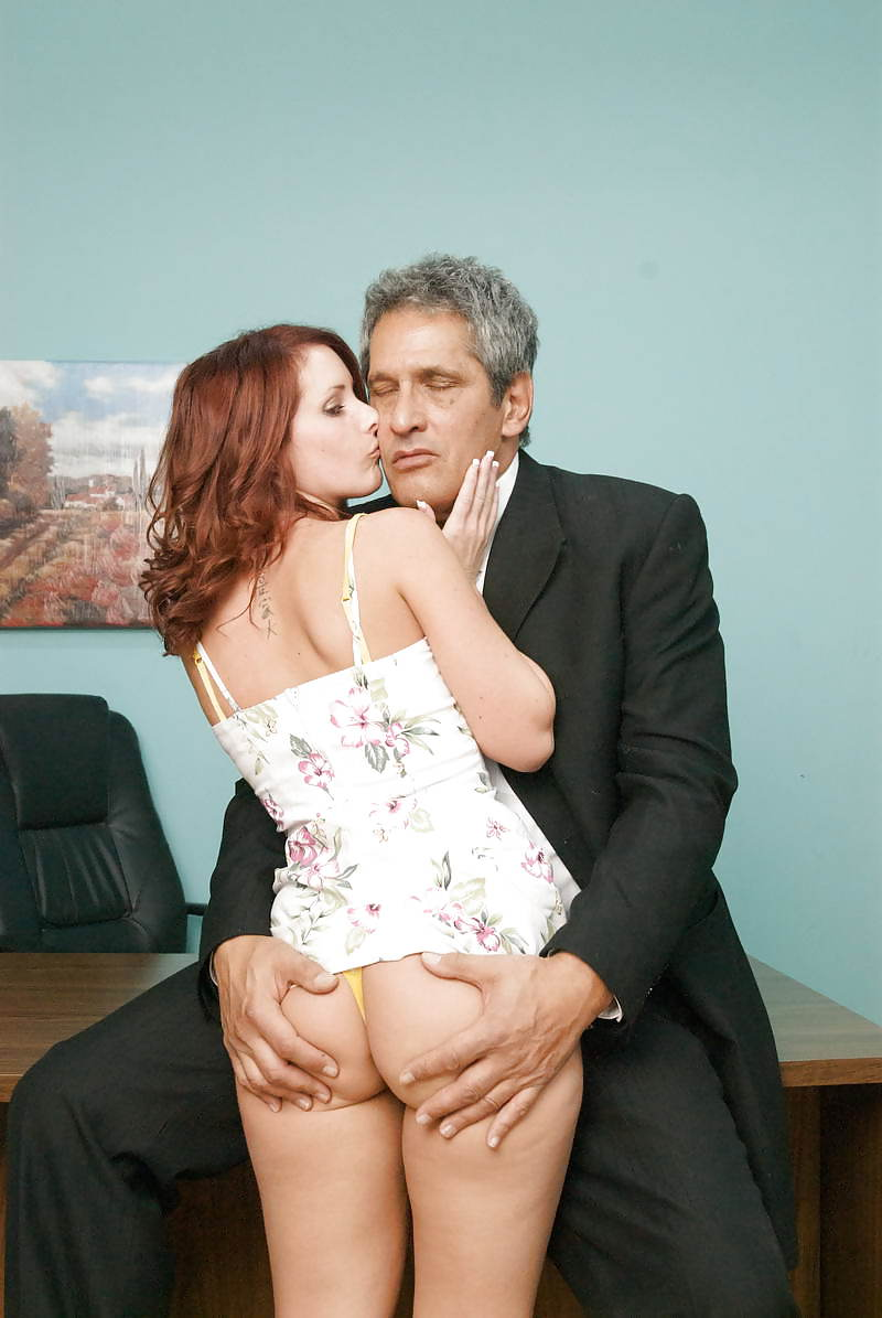 Sexy anals with her boss-8312