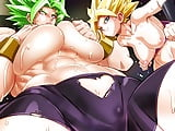 Kale and Caulifla Dragon Ball Super Hentai