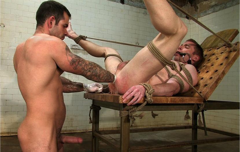 Gay japanese bondage