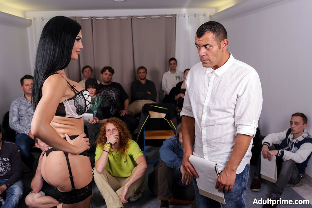 Sexual Education Class at AdultPrime - 15 Pics
