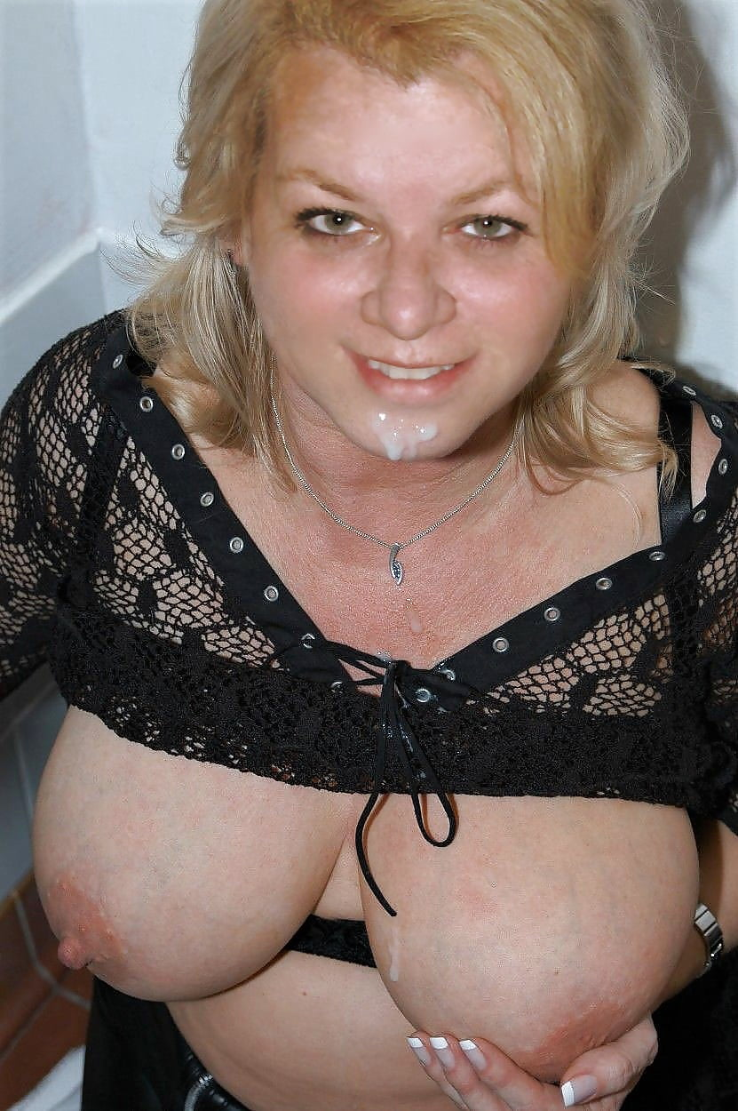 Amateur Blonde Wife Lingerie