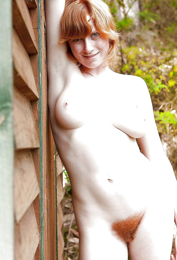 Naked hirsute irish girls #14