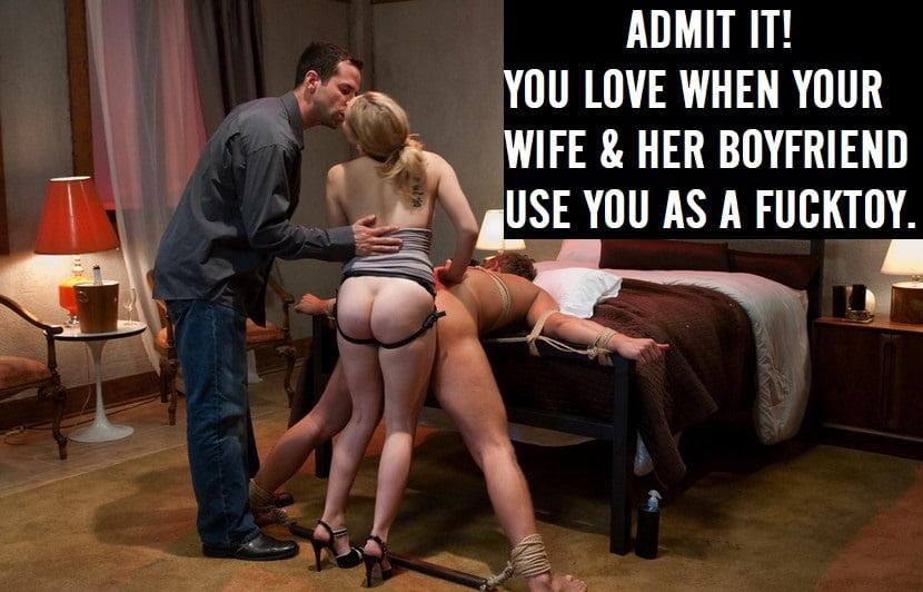 Erotic hypnosis slave wife cuckold — img 6