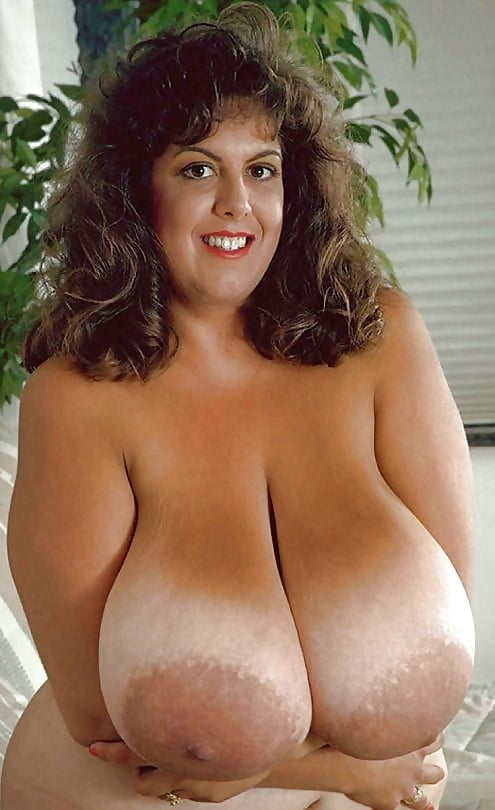 Giant natural tits milf-2014