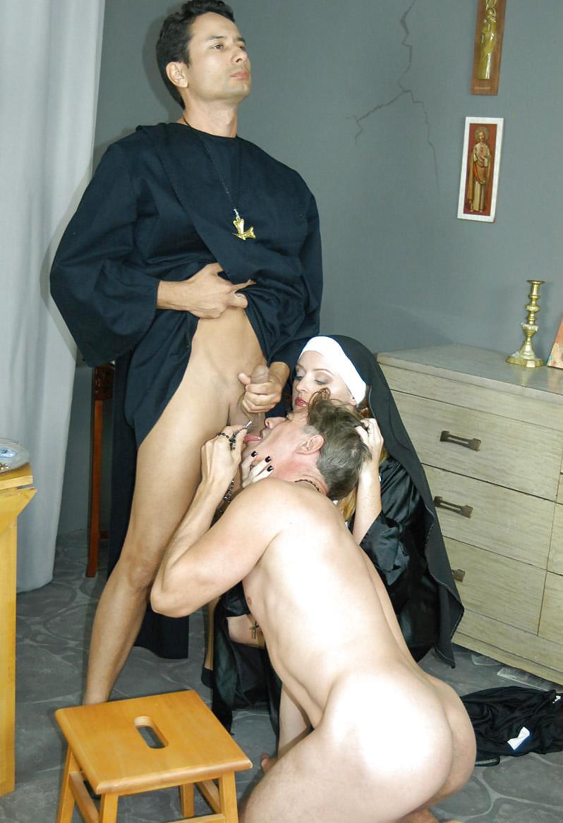 Priest molestation xxx nude photo