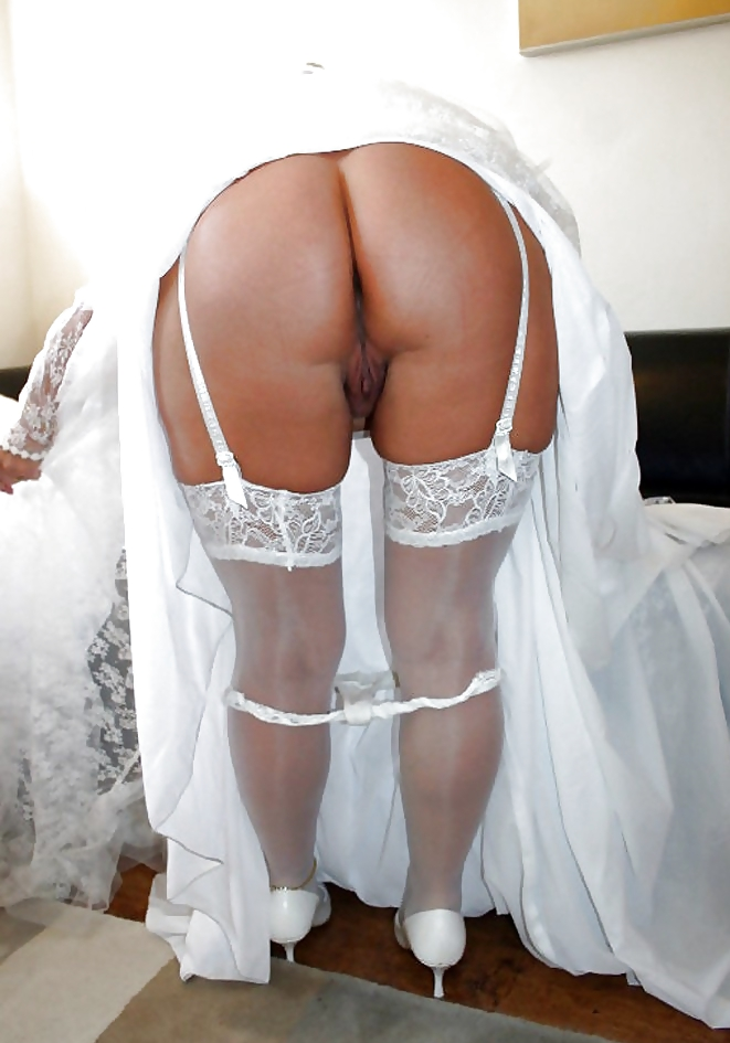 slut-bride-panties-man-has-boob