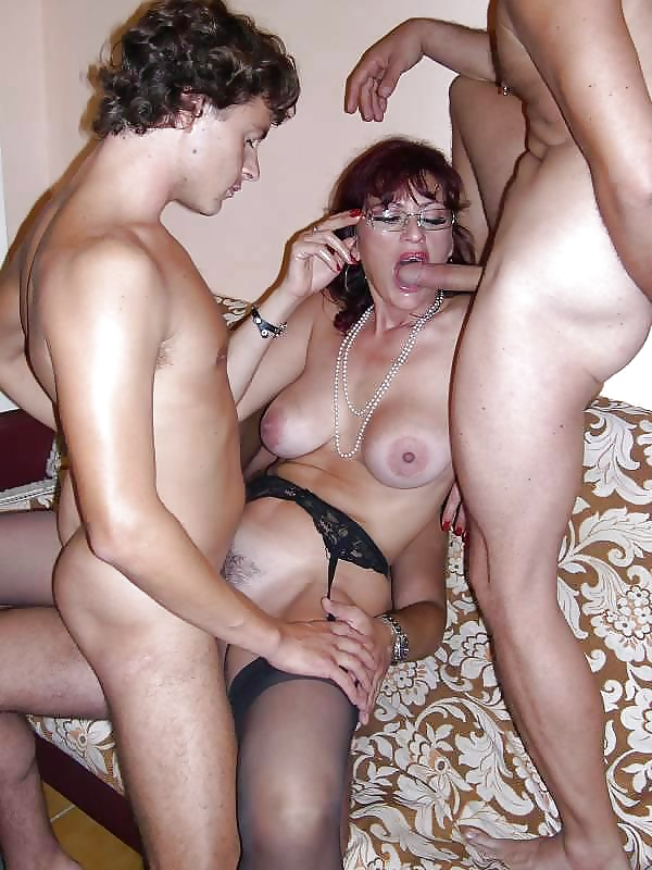 Milf and swinger, pants down fuck xxx