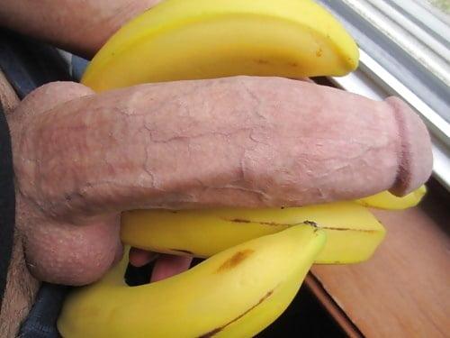 порно член формы банана фото отбрасывал