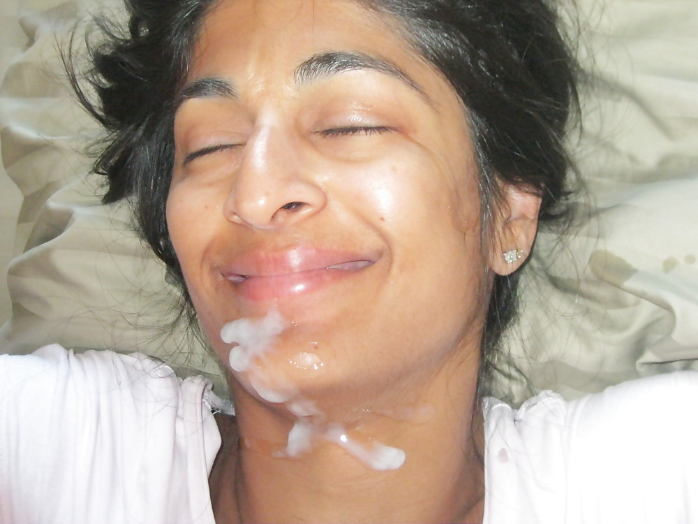 Indian girls with cum on face and boop photos naked cum