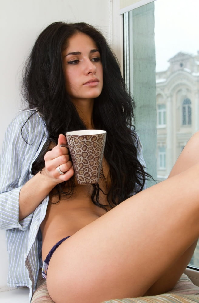 Black Haired Beauty