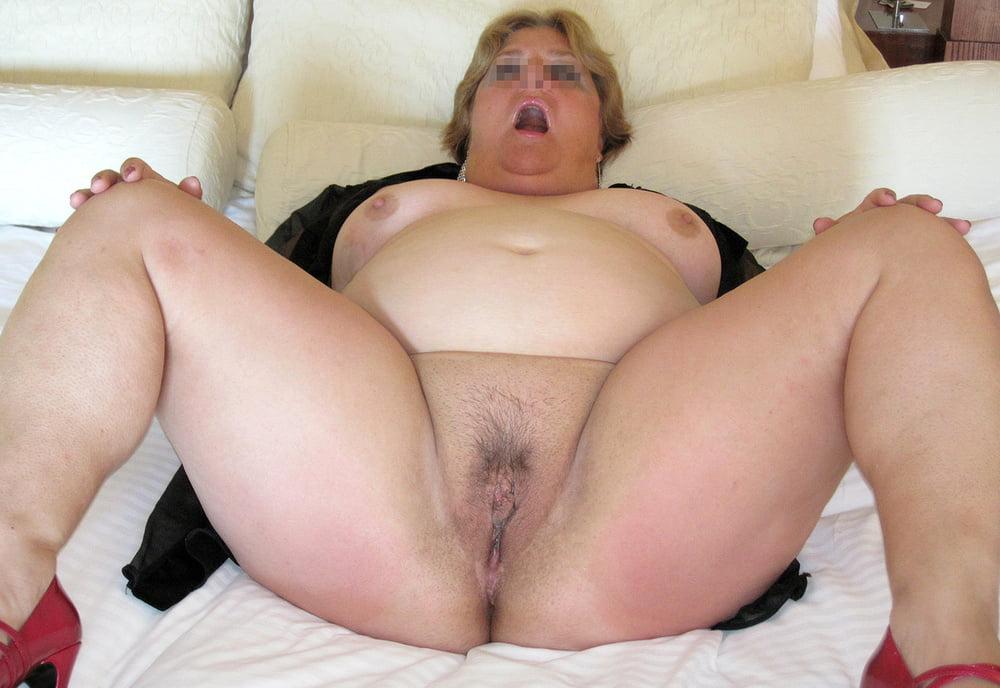 Free mom fat mature
