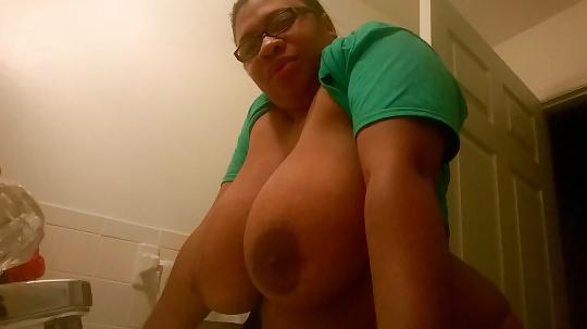Black women with big black titties-8205