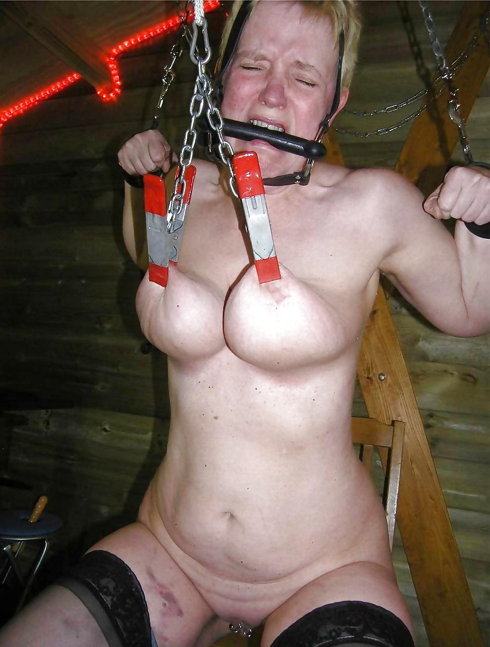 Bondage extreme mature