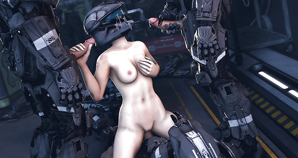 Halo girls sex, dirty pussy south