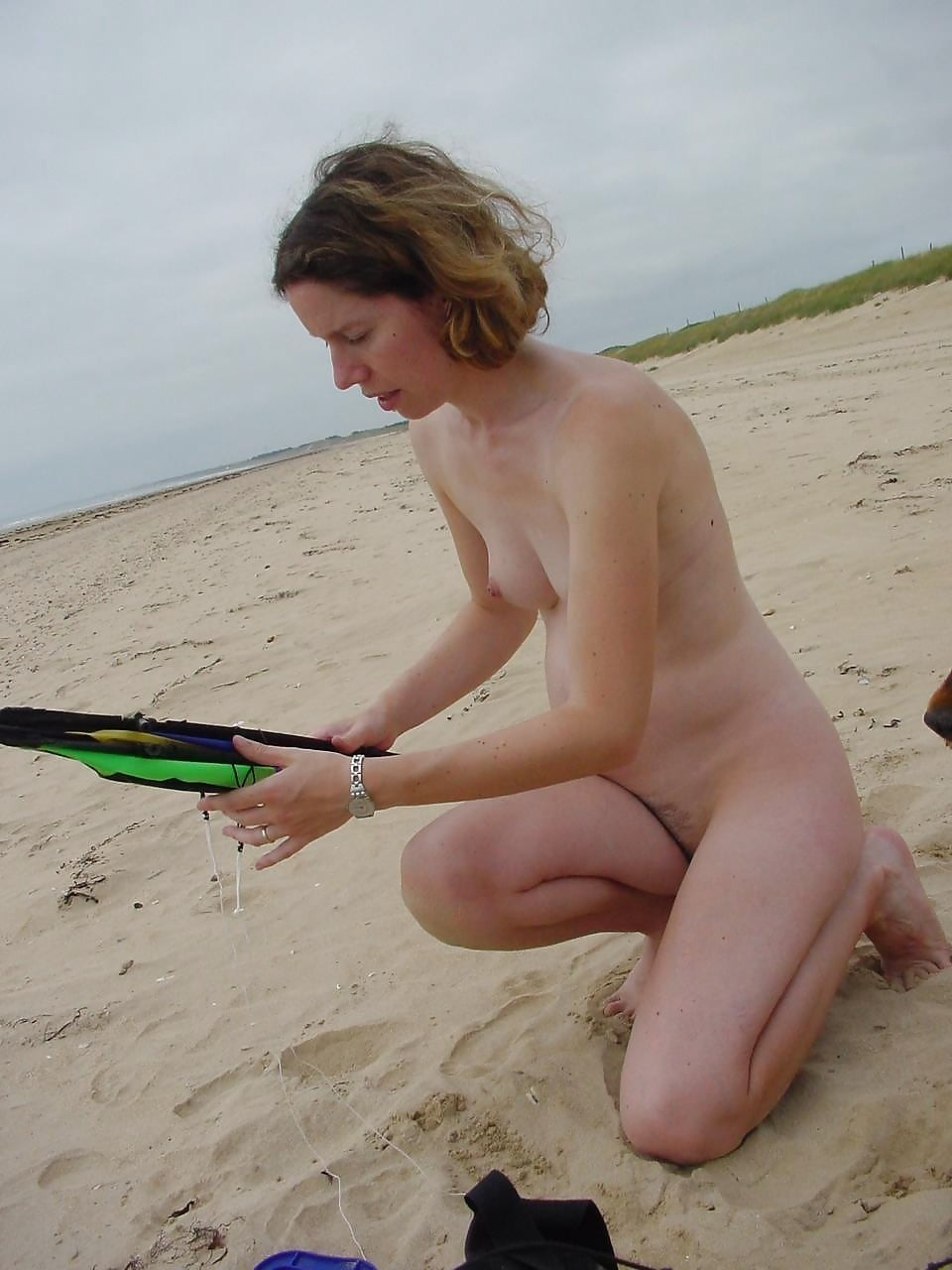 Borderline neanderthal have hairy mediocre beach sex - 1 part 7