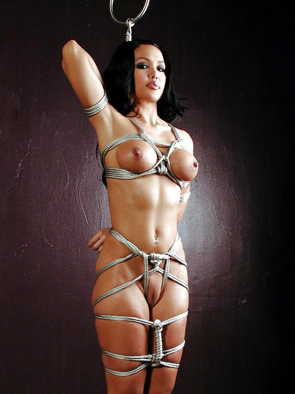 Rope bondage photos