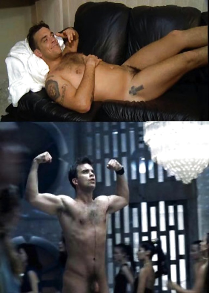 Best of british fakes singers olly murs and robbie williams nude picture