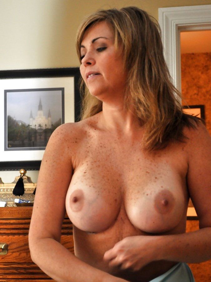 Beautiful boobs and giant milf tits