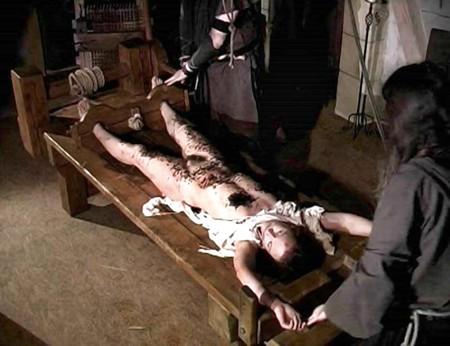 Medieval bondage torture story