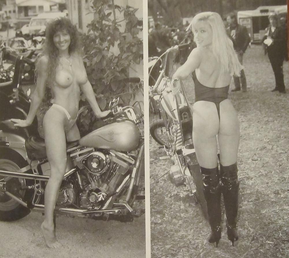 Milf daytona biker, fucking boy hot women