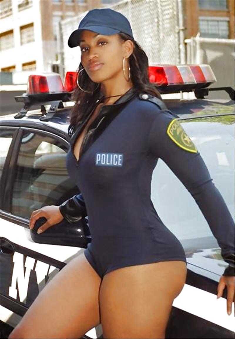 Teen hot black teen sexy policeman and