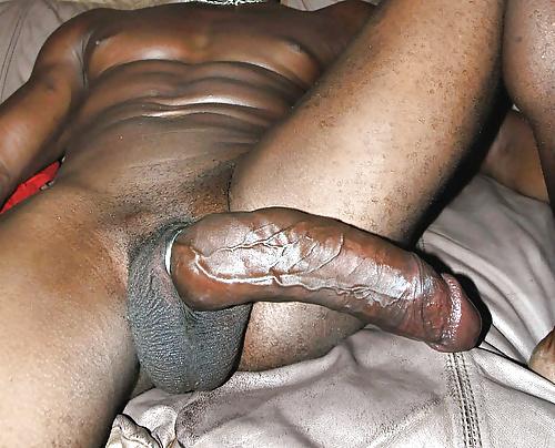 Big huge black dick gay