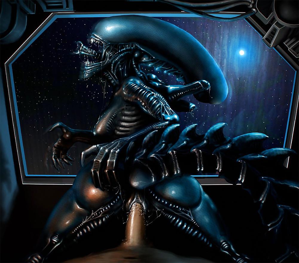 Hot ass aliensex