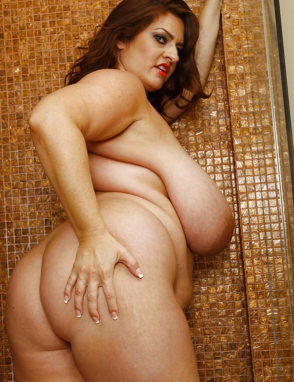 Maria Moore Bbw