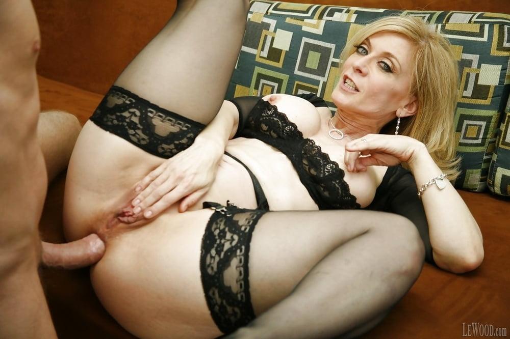 Gilf Nina Hartley Gets An Anal Sex Porn Pages