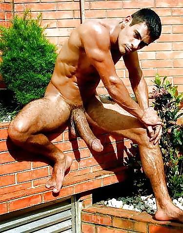 Naked men big penis