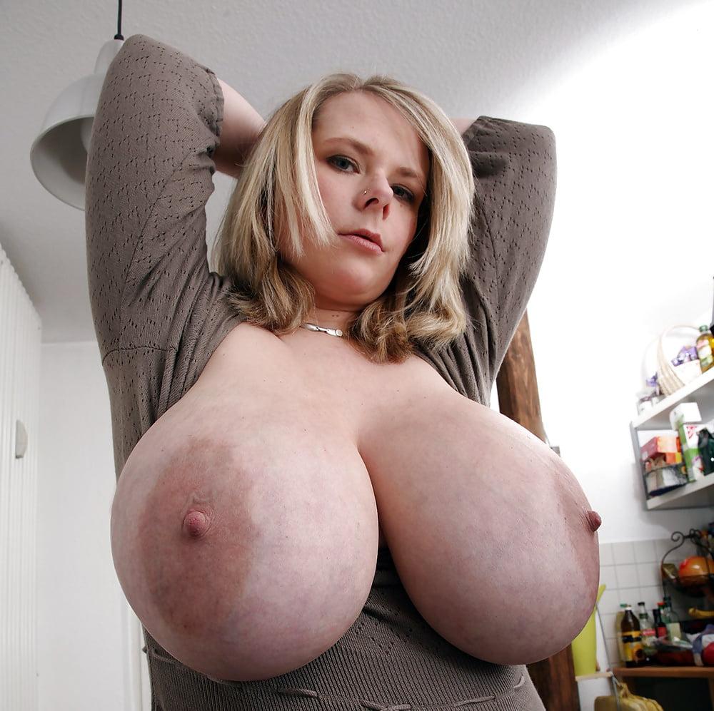 Huge natural ebony tits-6345