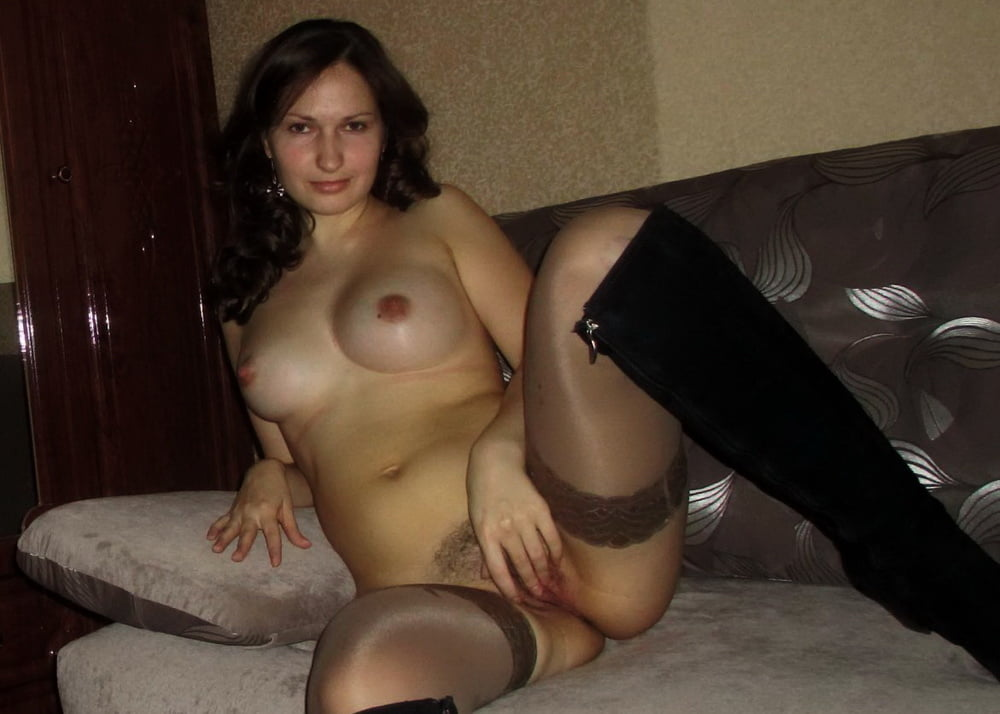 Beautiful with hairy pussy - 17 Pics