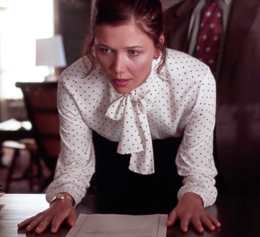 Secretary nude scenes