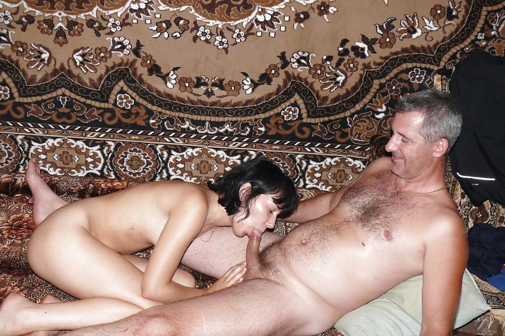 Порно домашнее из глубинки 4