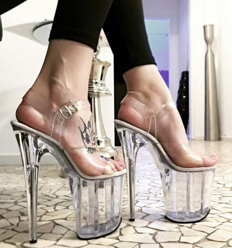 Extreme high heels sex-6121