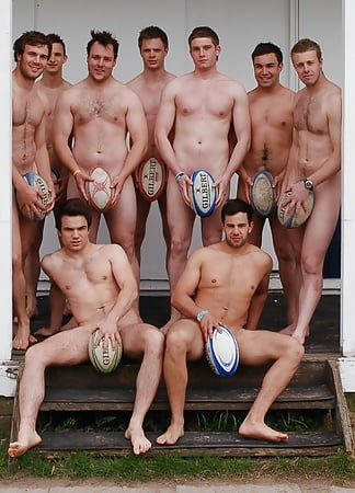 Swimsuit Nude English Rugby Team Jpg