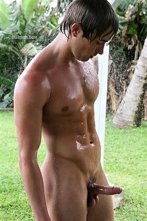 Finest Nude Men Boner Gif