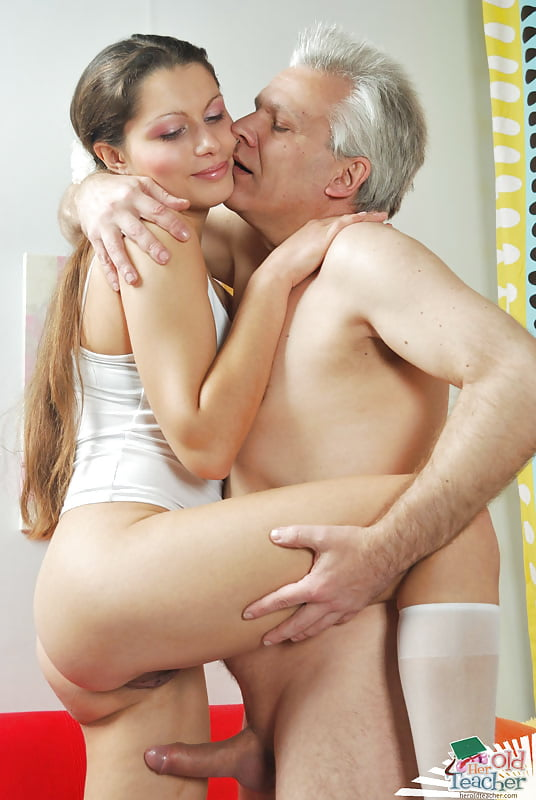 older-man-teach-young-girl