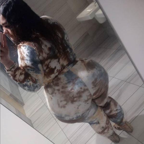 Big booty bbw cuban wifey