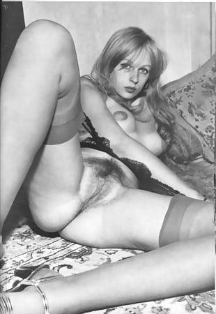 Black and white classic porn