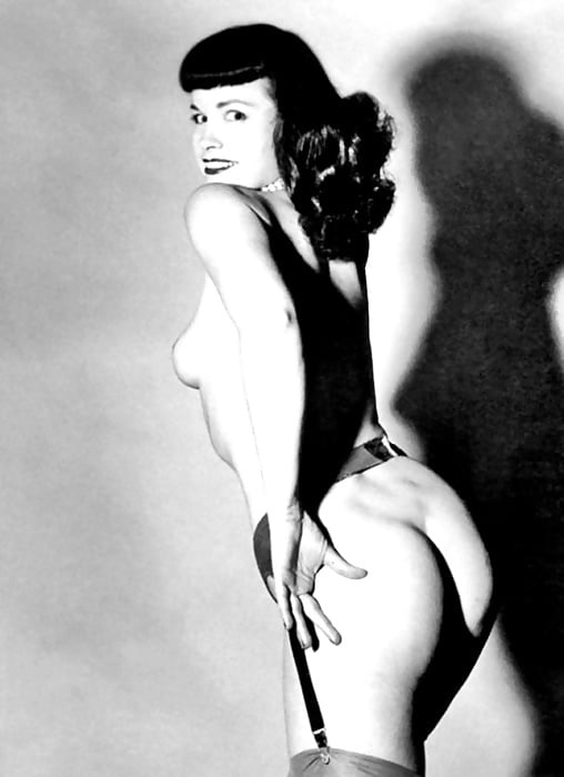 Betty page porn pics